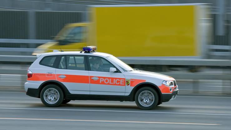 Verkehrsbehinderungen nach einer Kollision zweier Lastwagen (Themenbild)