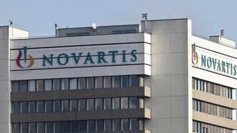 Der Hauptsitz von Novartis in Basel