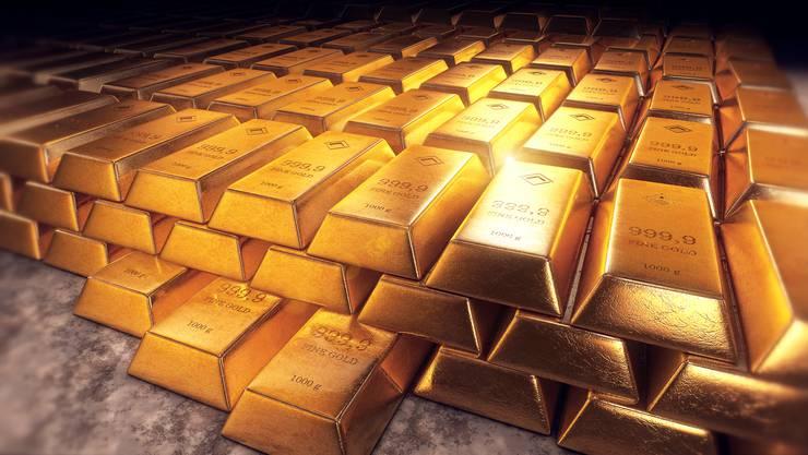 Gold wurde keines übergeben. (Symbolbild)