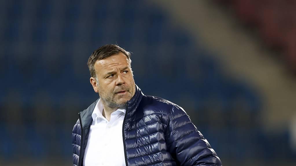 Erster kleiner Rückschlag für Patrick Rahmen als FCB-Trainer