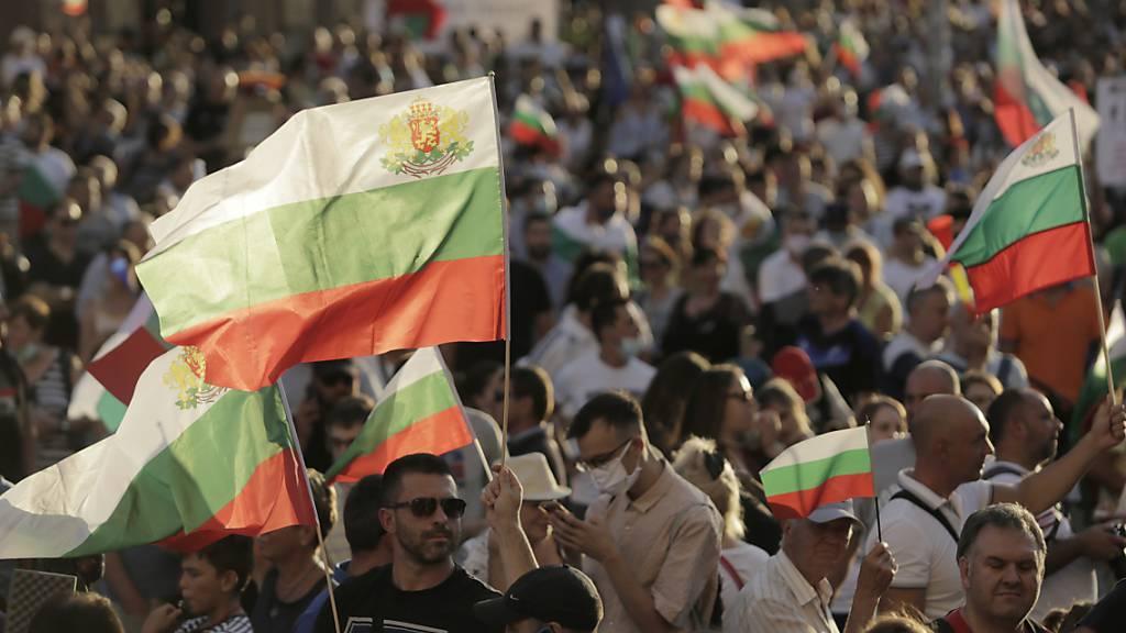 Neue Protestblockaden erhöhen Druck auf Bulgariens Regierung