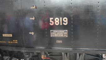 bz Habersack Dampflokomotive