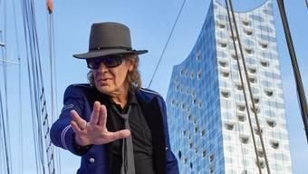 Udo Lindenberg wohnt in Hamburg im Hotel Atlantic und vor zehn Jahren mit dem Saufen aufgehört: «Ich habe den Alkohol verloren, aber ich habe mich, in echt, gewonnen.»
