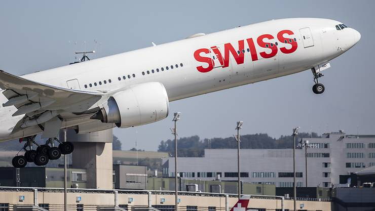 Swiss transportiert im Januar 5,4 Prozent mehr Passagiere. (Archiv)