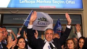 Mustafa Akinci gilt als dialogbereit und gemässigt (Archiv)