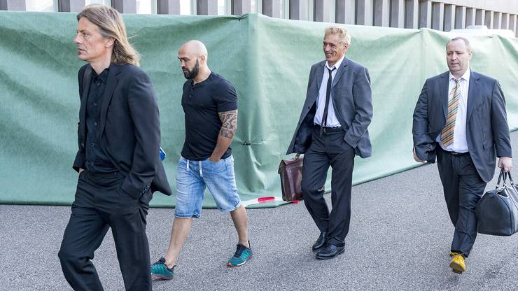 Der Basler Kampfsportler Paulo Balicha steht vor dem Baselbieter Gericht.
