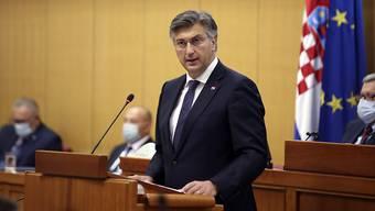 In Kroatien ist der alte Ministerpräsident auch der Neue: Andrej Plenkovic