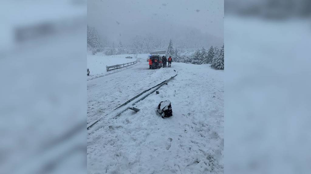 News: Unfall nach Wintereinbruch, Brandstifter, FCSG-Tickets
