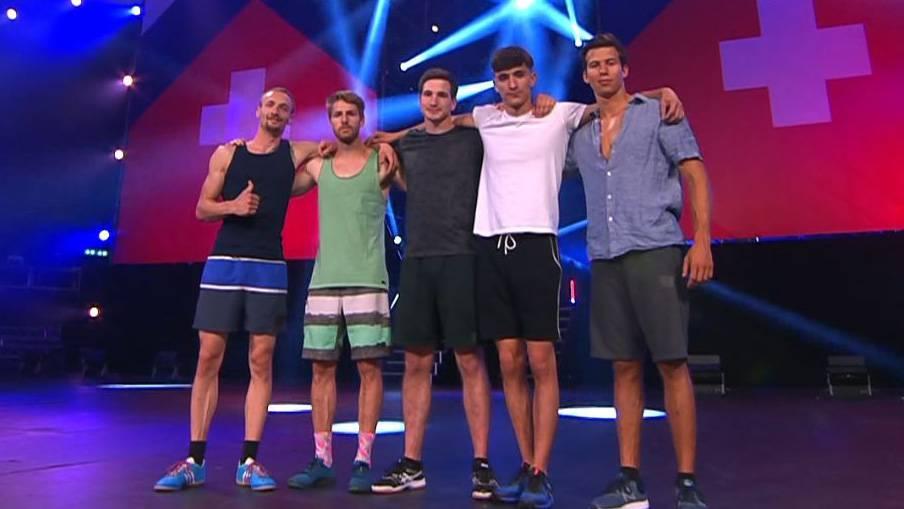 Das sind die ersten fünf Finalisten der zweiten Staffel!