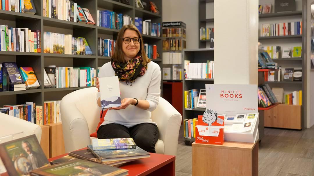 Kathrin Steinmann, Bücherei Otz