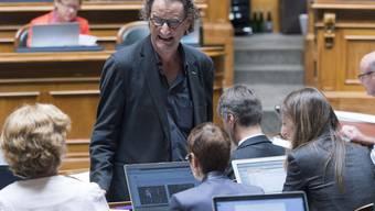 Geri Müller zurück im Nationalrat