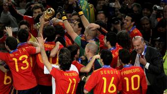 Abschneiden bei WM wird nicht mehr brückschtigt. Weltmeister Spanien ist trotzdem gesetzt.