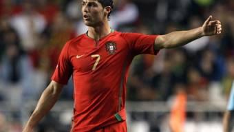 Portugals Barrage-Spiele ohne Cristiano Ronaldo