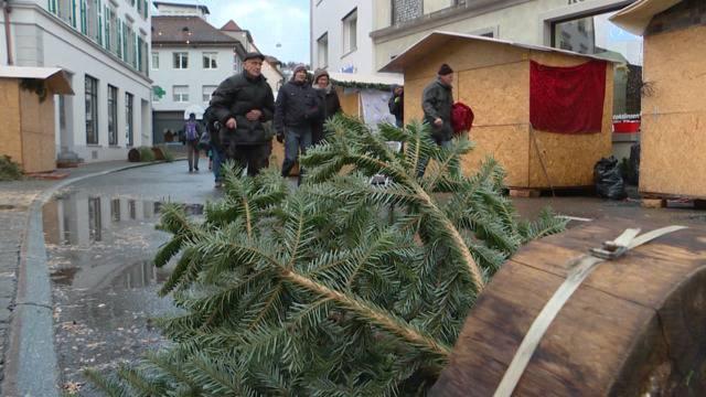 Wintersturm Marielou verwüstet Weihnachtsmärkte