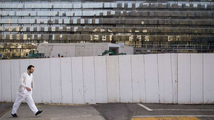 Das Stadtspital hat die höchste Bewertung für seinen Strahlenschutz erhalten. (Archivbild)