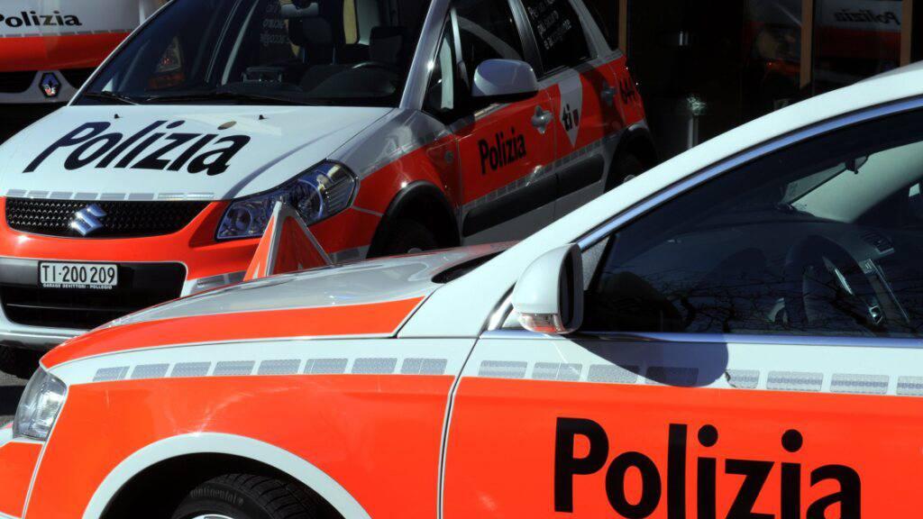 Die Kantonspolizei Tessin musste wegen eines Brandes in Minusio ausrücken (Symbolbild)