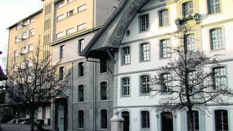 250 Jahre alt: Die Alte Mühle mit dem Silo links besteht in dieser Form seit 1759. Fotos: (Bild: Tobias Granwehr)
