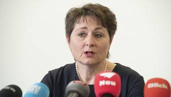 Regierungsrätin Franziska Roth tritt zurück. (Archivbild)