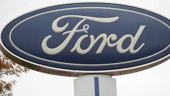 Der zweitgrösste US-Autobauer hat im vergangenen Quartal einen Nettoverlust von 1,7 Milliarden Dollar verbucht nach einem Minus von 100 Millionen vor Jahresfrist. (Archivbild)