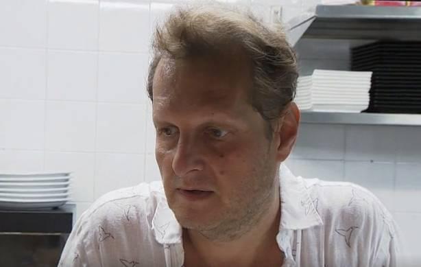 """Jens Büchner in seiner """"Fenateria"""": Diese hatte er mit seiner Frau Daniela in diesem Jahr eröffnet und erst wenige Wochen vor seinem Tod wieder geschlossen."""