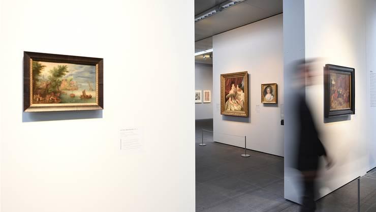 Die Gurlitt-Ausstellung im Kunstmuseum Bern: Ein anspruchsvolles Pendeln zwischen Kunst und Geschichte, zwischen Schauen und Lesen. Kunstmuseum Bern