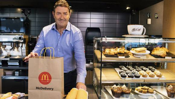 Muss gehen: McDonald's-CEO Steve Easterbrook.