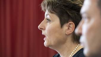 Sieht sich von der eigenen Partei getäuscht und enttäuscht: Franziska Roth, neu parteilos.