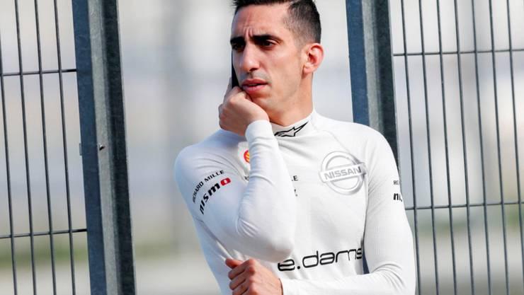 Sébastien Buemi wird ab Dezember gemeinsam mit dem Briten Oliver Rowland für Nissan um WM-Punkte in der Formel E fahren