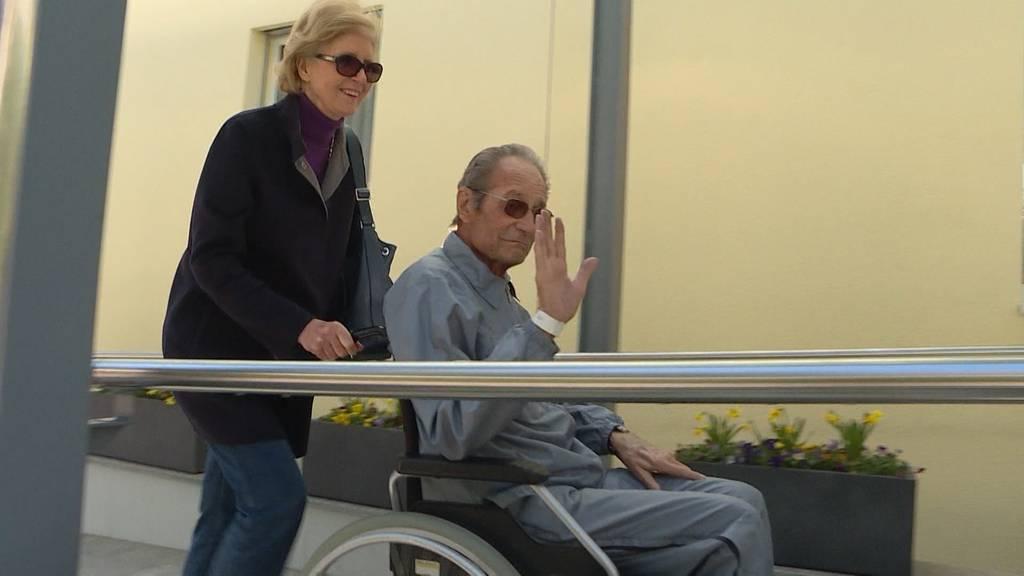 Kämpfernatur: Dieser 86-Jährige überlebte das Coronavirus