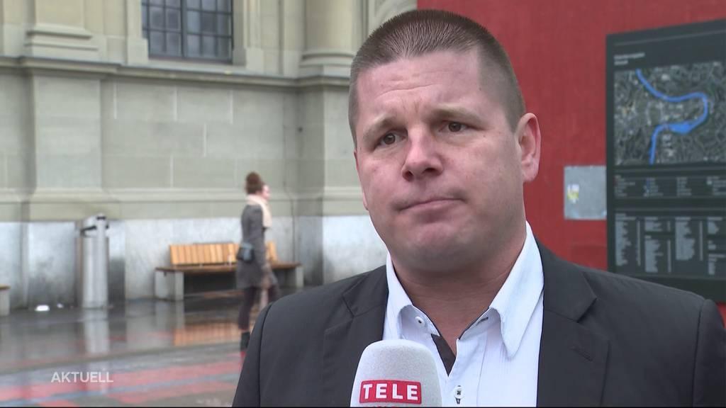 Erich Hess sorgt für Wirbel: Aufruf zum Ungehorsam stösst auf Kritik