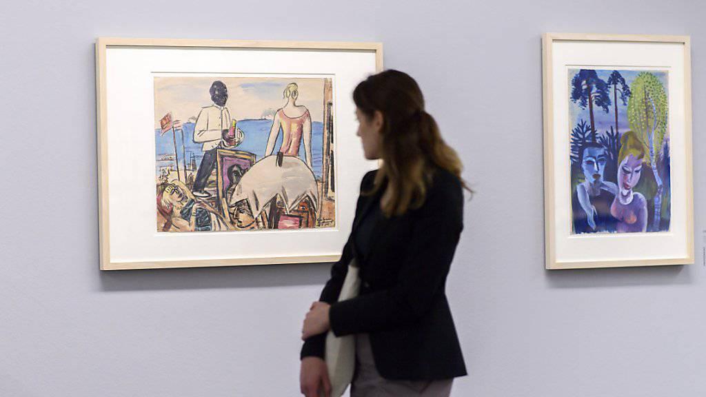 Kunstmuseum Bern wirft Licht auf Kunsthandel in dunklen Zeiten