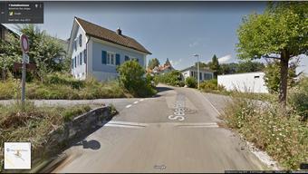 Ecke Seehaldenstrasse und Gässli in Beinwil am See