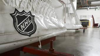 Bald dürften die Tore in den NHL-Stadien wieder auf dem Eis und nicht mehr in den Katakomben stehen. Der Start zur neuen Saison soll am 13. Januar erfolgen