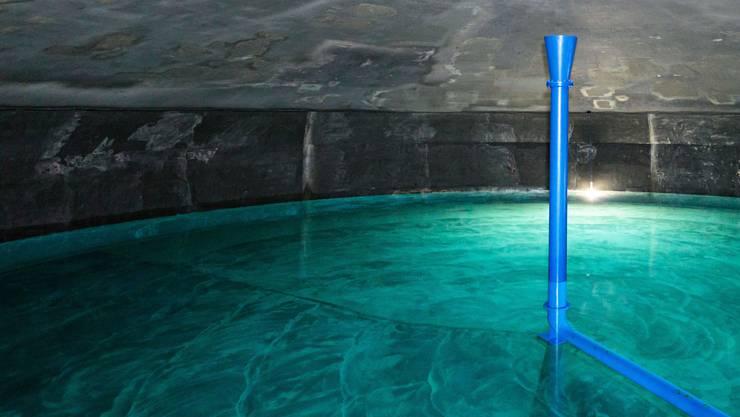 Der Kaister Gemeinderat plant ein neues Wasserreservoir. (Symbolbild)