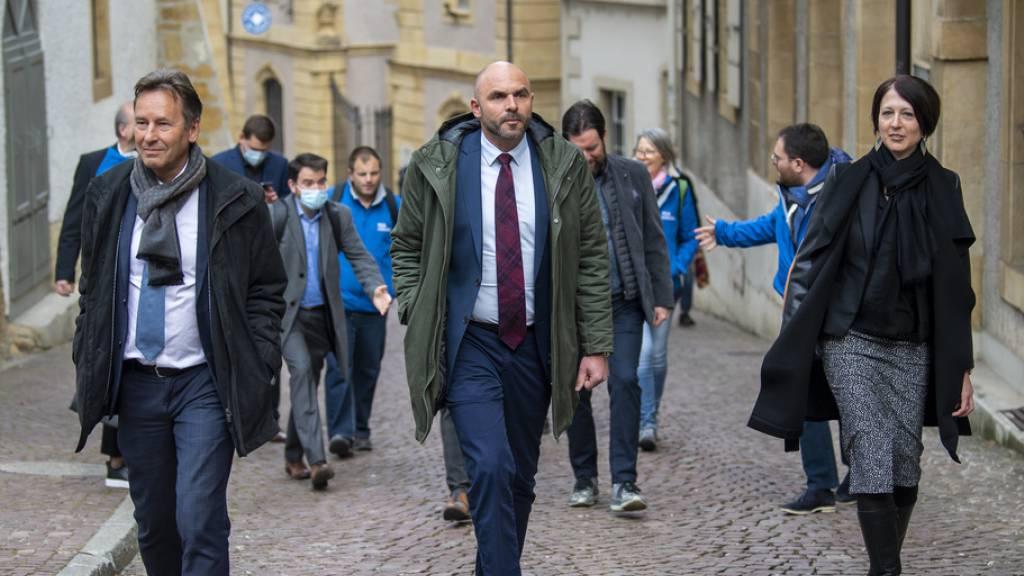 Linke könnte Mehrheit in Neuenburger Regierung verlieren