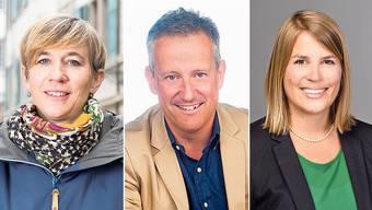 Kandidatinnen und Kandidaten für Kohler-Nachfolge in Baden