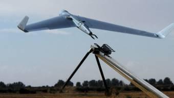 Die Armee testet neue Mini-Drohnen. (Archivbild)