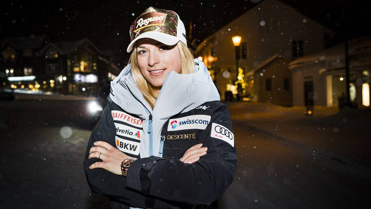 Von Lara Gut-Behrami wird in Åre viel erwartet – neu ist das für sie nicht.