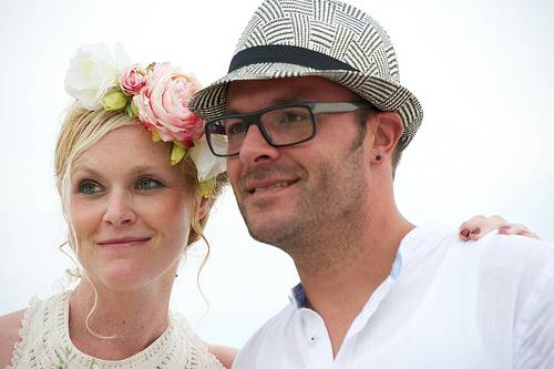 Die Hochzeit von Gabriela und Dominik