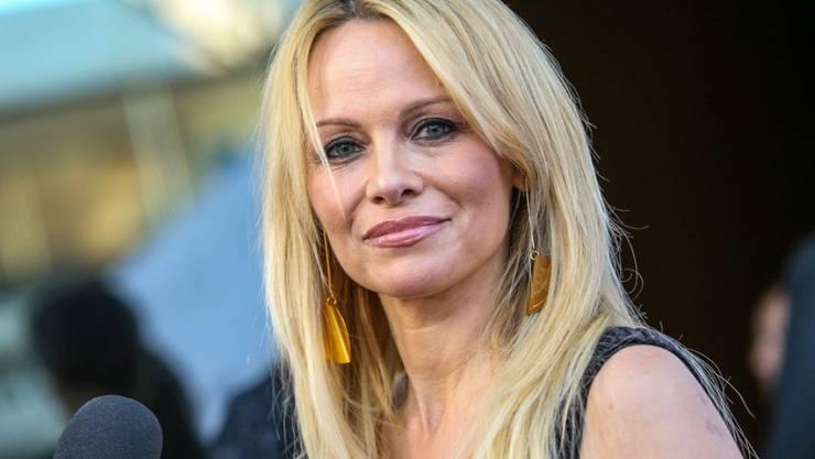 """Beleidigte Leberwurst? Pamela Anderson redet schlecht über den kommenden """"Baywatch""""-Film - weil sie keine Rolle angeboten kriegte? (Archiv)"""