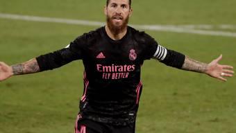 Captain Sergio Ramos führt Real Madrid zum Sieg im Clasico bei Barcelona