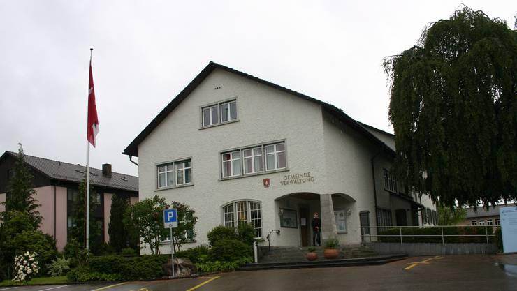 Gemeindehaus Birmensdorf Themenbild Thema