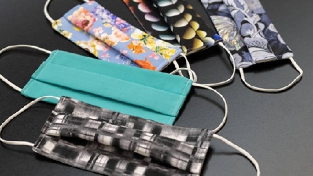 Empa legt Technologien und Qualitätsstandards für Textilmasken vor