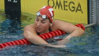Silvana Huber sicherte sich den Schweizermeistertitel über 50m Brust.