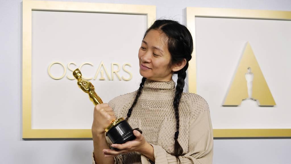 Roadmovie «Nomadland» mit drei Oscars ausgezeichnet