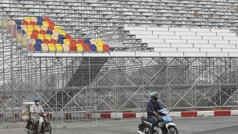 Wie in Vietnam wird vorerst auch kein Formel-1-Rennen in den Niederlanden, Spanien und Monaco stattfinden