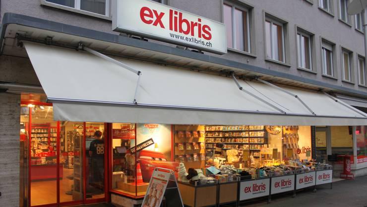 Im Sommer ist Lichterlöschen an der Centralstrasse bei Ex Libris.