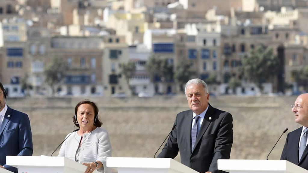 Vier EU-Staaten einigen sich auf Übergangslösung