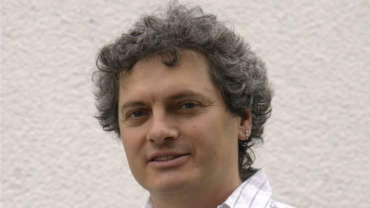 Christian Keller, Einwohnerrat und Präsident der Grünen Obersiggenthal fände eine Fusion mit Baden oder Ennetbaden sinnvoll.