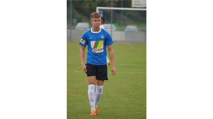 FC Oetwil-Geroldswil: Nico Marti.